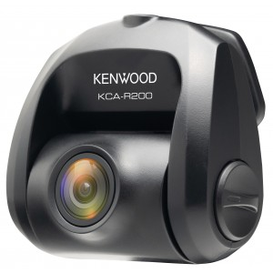 KCA-R200.Camera per vista posteriore Wide Quad HD.